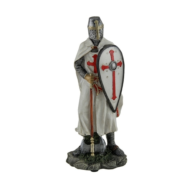 Shop Knights Templar Medieval Armored Crusader with Sword