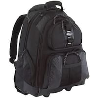 """Targus E21765 B Targus Sport Rolling Backpack Case Designed for 15.4-Inch Notebooks"""