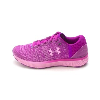 Kids Under Armour Girls Grade School Charged Bandit 3 Low Top Lace Up Running...