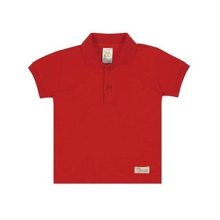 Baby Boy Polo Style Shirt Classic Tee Pulla Bulla Sizes 3-12 Months