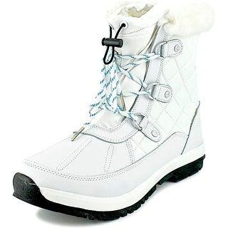 Bearpaw Bethany Women Round Toe Leather Winter Boot