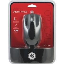GE Wired Optical Mouse