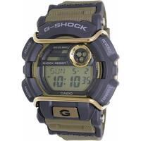 Casio Men's G-Shock  Green Rubber Quartz Sport Watch