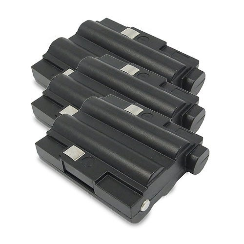 Replacement 700mAh Battery For Midland GXT799 / HH54VP2 2-Way Radios Models (3 Pack)