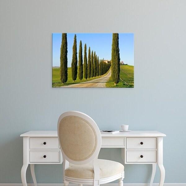 Easy Art Prints Nico Tondini's 'Val D'Orcia' Premium Canvas Art