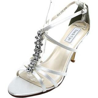 Touch Ups Vanessa Open Toe Canvas Sandals