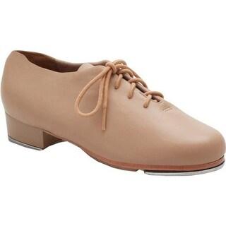 Capezio Dance Girls' Tic Tap Toe Shoe Caramel