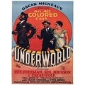 Underworld Movie Poster Oscar Micheaux (1937) - Thumbnail 0
