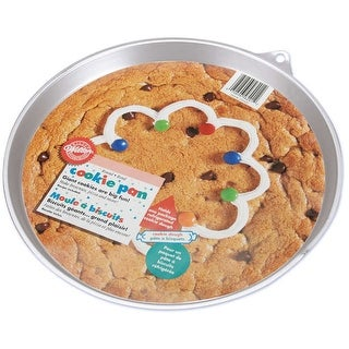 "Giant Cookie Pan-Round 11.5""X10.5""X.75"""