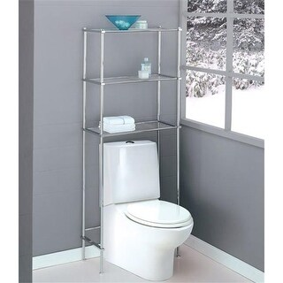 Organize It All 16981 Metro Three Shelf Spacesaver