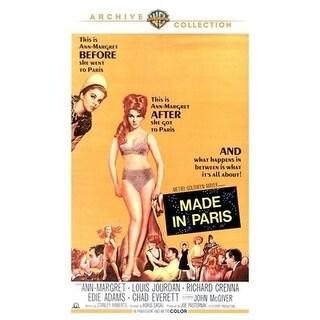Made In Paris DVD Movie 1966