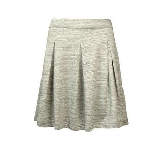 Tommy Hilfiger Women's Astor Pleat Space-Knit Skirt