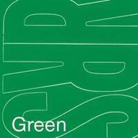 "Permanent Adhesive Vinyl Letters 6"" 94/Pkg-Green"