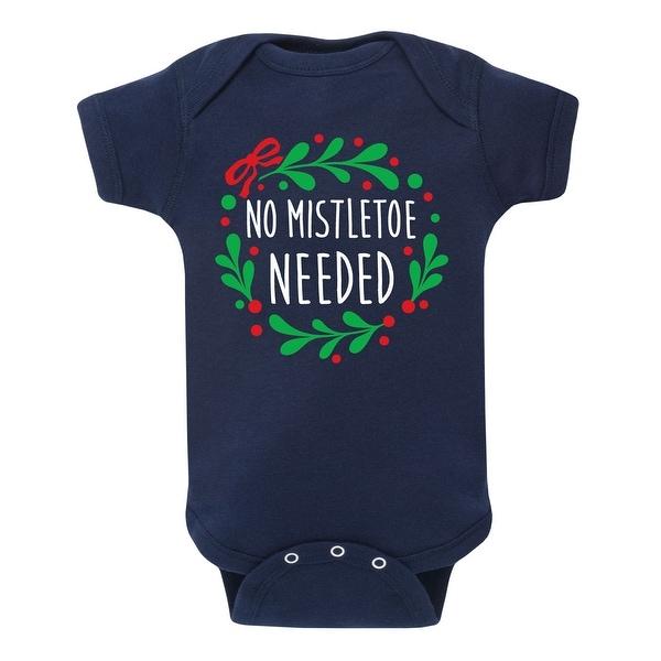 No Mistletoe Needed - Infant One Piece