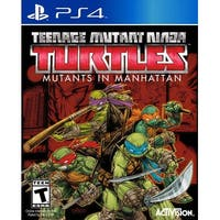 Teenage Mutant Ninja Turtles Mutants in Manhattan - PlayStation 4