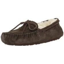 e4c419288bb UGG Australia Women's Dakota Slippers Footwear Espresso Size 7(M) US
