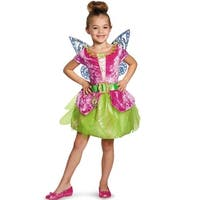 Disguise Pirate Tink Classic Child Costume - Green/Pink