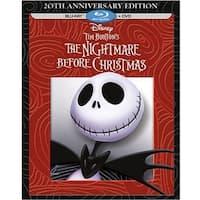 Nightmare Before Christmas 20th Anniv. [BLU-RAY]