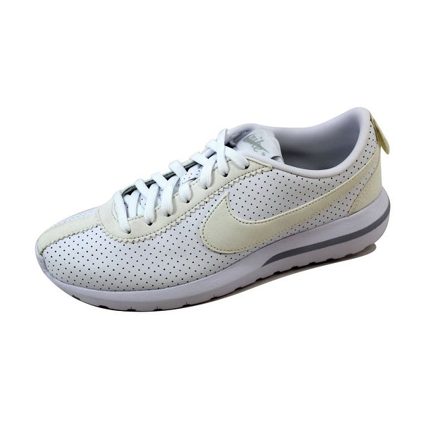 be394d8ce993a Shop Nike Women s Roshe Cortez NM White White-Pure Platinum 833804 ...