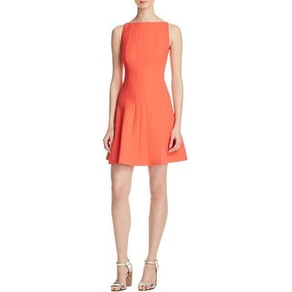 Elizabeth and James Womens Hollis Cocktail Dress Sleevless Fit & Flare