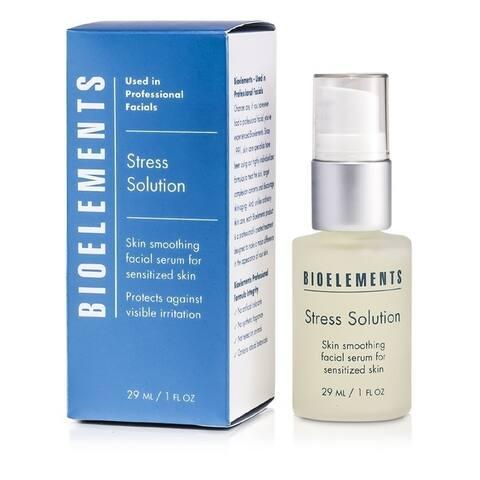 Bioelements - Stress Solution - Skin Smoothing Facial Serum (For All Skin Types)(29Ml/1Oz)