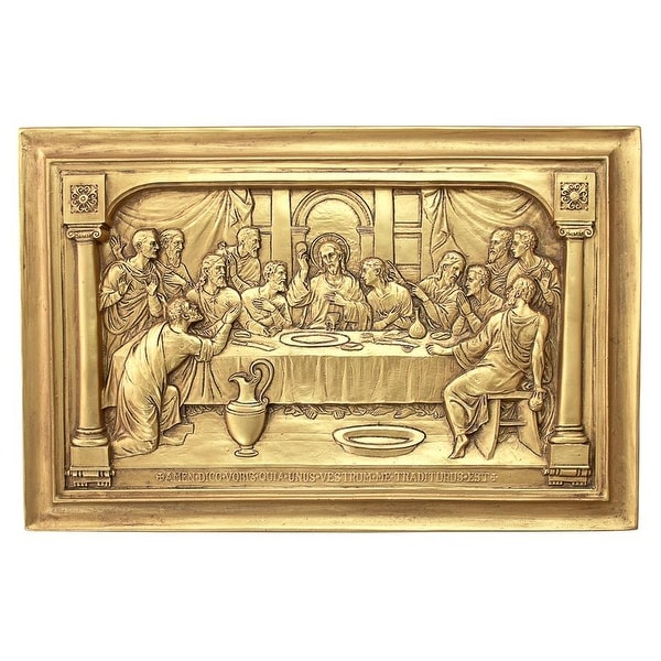 Cute Last Supper Sculpture Wall Art Photos - Wall Art Design ...