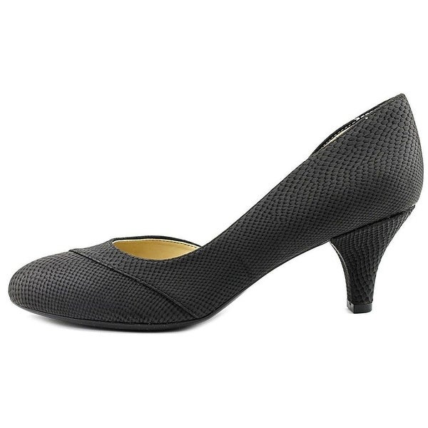 Naturalizer Womens Deva Pointed Toe D-orsay Pumps