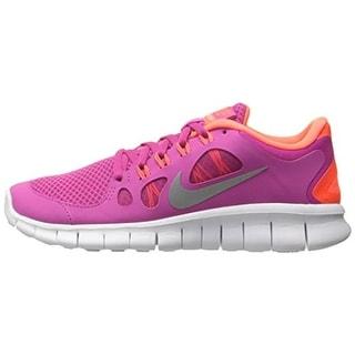Nike Girls Mesh Inset Running Shoes - 7 medium (b,m)