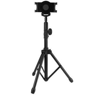 Tablet Floor Stand - Tripod Stand -  7In To 11In Tablets - With Carrying Bag - Height Adjustable - Ipad Stand - Tablet S