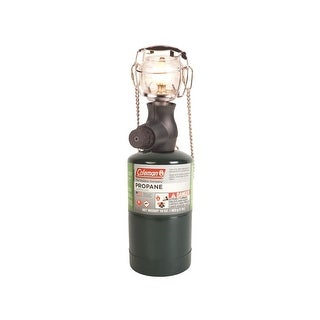 Coleman 2000026392 Compact Propane Lantern, 300 Lumens, Up To 12 Hour