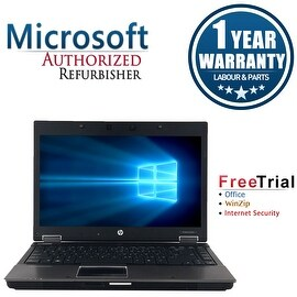 "Refurbished HP EliteBook 8440W 14"" Laptop Intel Core i5-520M 2.4G 4G DDR3 500G DVDRW Win 10 Pro 1 Year Warranty"