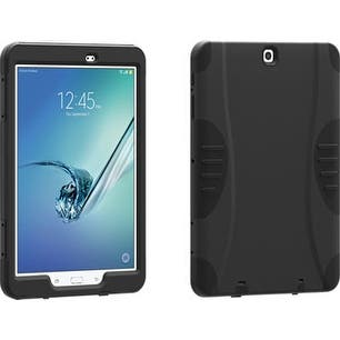 Verizon Rugged Case for Samsung Galaxy Tab S2 - Black