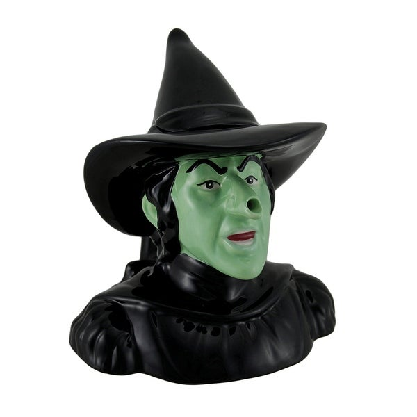 The Wizard of Oz Wicked Witch of the West Decorative Ceramic Teapot 24 Oz. 4775d3960867