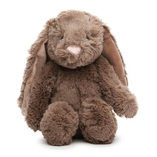 Gitzy Brown Bunny Rabbit Plush