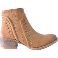 Nomad Women's Jameson Ankle Bootie Tan