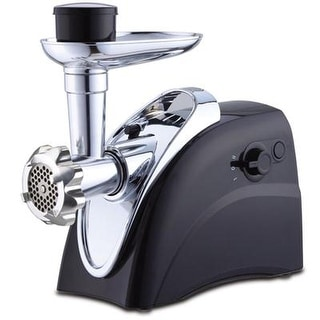 Brentwood Appliances Mg-400Bk Meat Grinder Hd 400W White