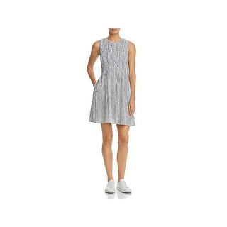 French Connection Womens Casual Dress Daytime Mini