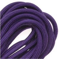 Paracord 550 / Nylon Parachute Cord 4mm - Purple (16 Feet/4.8 Meters)