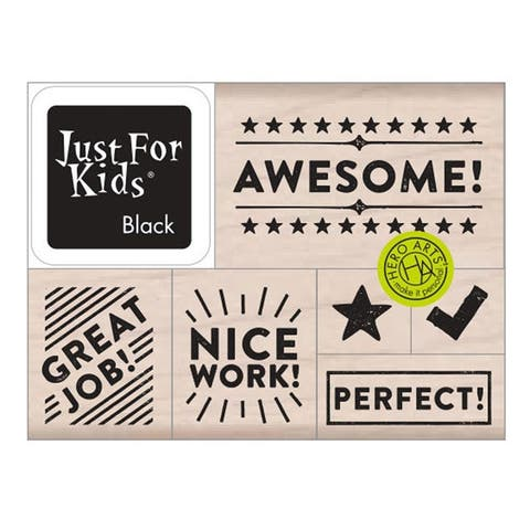 Awesome Stamp Set - One Size