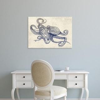 Easy Art Prints Rachel Caldwell's 'Octoflow' Premium Canvas Art