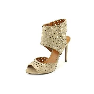Enzo Angiolini Branon Women Open Toe Canvas Sandals