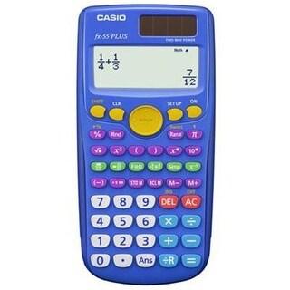 Casio fx-55Plus Fraction Scientific Calculator