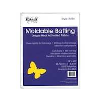"Bosal Batting Heat Moldable 18x45"""