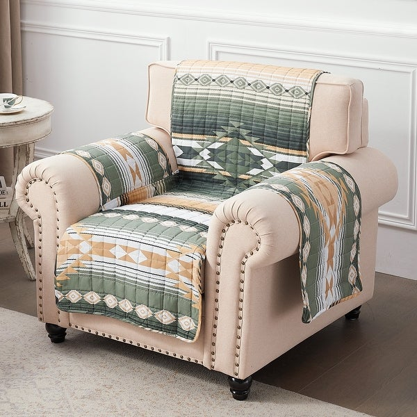 Greenland Home Fashions Zuma Armchair Protector. Opens flyout.