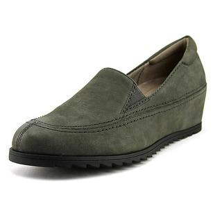Naturalizer Harker Round Toe Leather Loafer