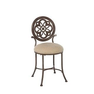 Terrific Shop Hillsdale Furniture 50981 Marsala 16 Inch Wide Metal Theyellowbook Wood Chair Design Ideas Theyellowbookinfo