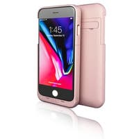 Indigi® 3200mAh High Capacity Rechargeable Juice Pack Protective Battery Case (Rose Gold) for iPhone 8