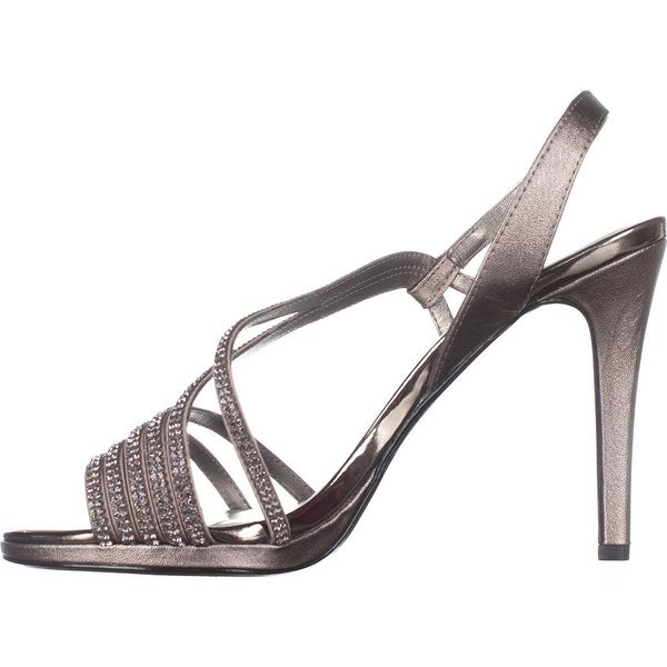 Caparros Womens GAZELLE Open Toe Special Occasion Strappy Sandals - 9.5