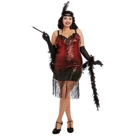 Plus Size Roxy's Revenge Costume - As Shown