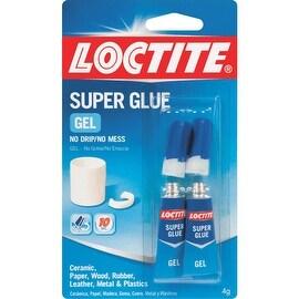 LOCTITE 2Pk 2Gm Gel Super Glue